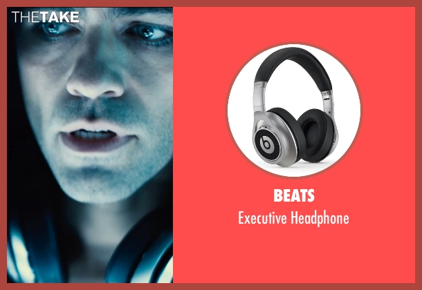 Beats headphone from Entourage seen with Adrian Grenier (Vincent Chase)