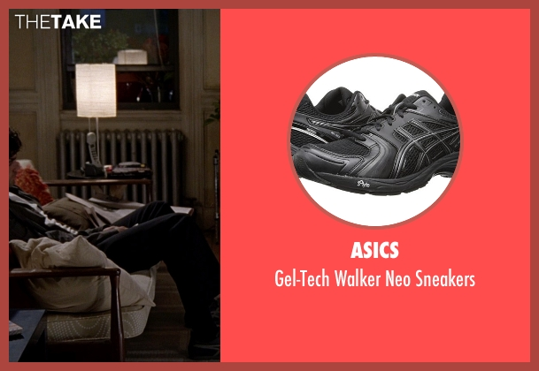 Asics black sneakers from The Devil Wears Prada seen with Adrian Grenier (Nate)