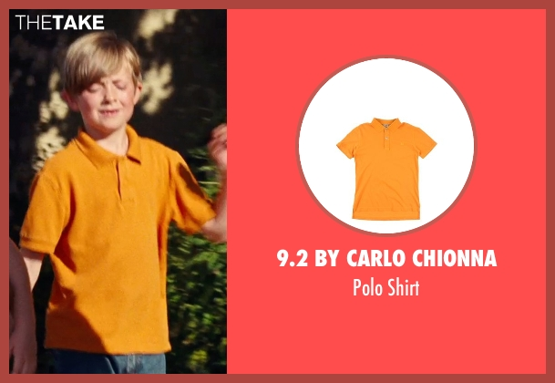 9.2 By Carlo Chionna orange shirt from Cut Bank seen with Aiden Longworth (Mason)