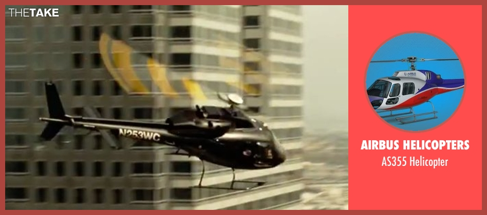 Airbus Helicopters helicopter from Taken 3 seen with Alan D. Purwin (Cop Pilot Helicopter)