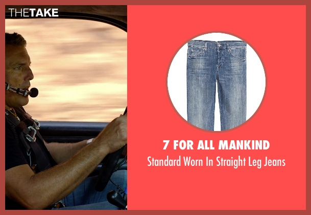 7 For All Mankind blue jeans from Need for Speed seen with Alan Pflueger (Flyin' Hawaiian)