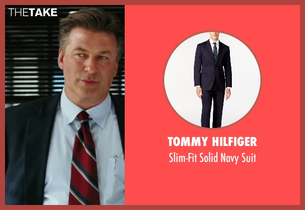 Tommy Hilfiger blue suit from The Departed seen with Alec Baldwin (Ellerby)