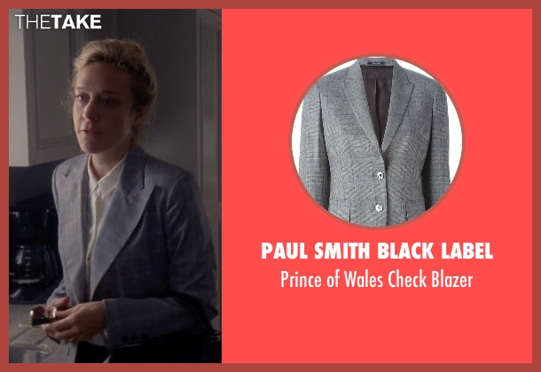 Paul Smith Black Label gray blazer from American Horror Story seen with Alex Lowe (Chloë Sevigny)