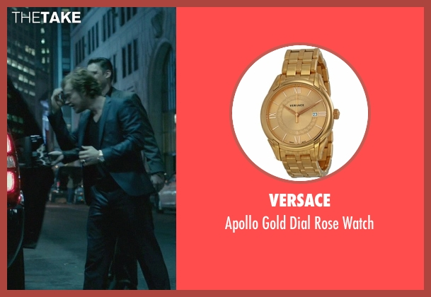 Versace gold watch from John Wick seen with Alfie Allen (Iosef Tarasov)
