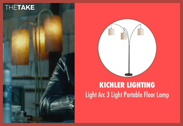 Kichler Lighting lamp from John Wick seen with Alfie Allen (Iosef Tarasov)
