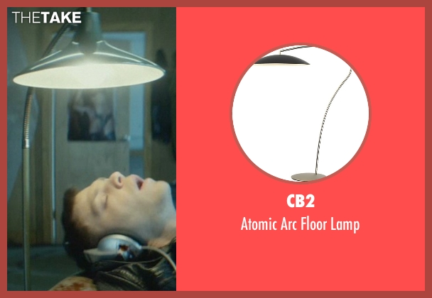 CB2 lamp from John Wick seen with Alfie Allen (Iosef Tarasov)