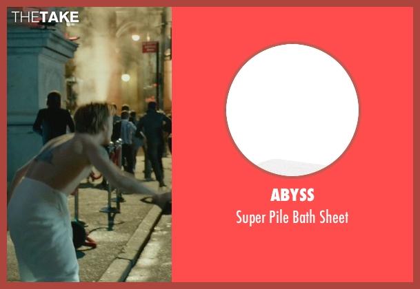 Abyss sheet from John Wick seen with Alfie Allen (Iosef Tarasov)