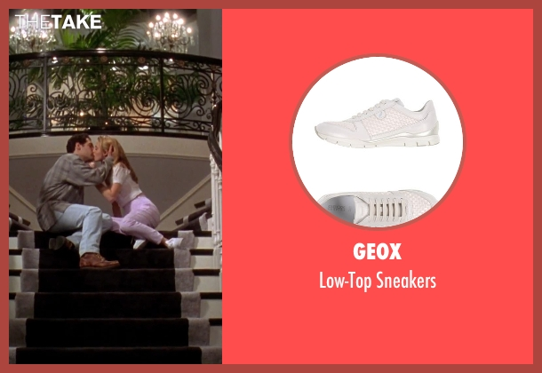 Geox white sneakers from Clueless seen with Alicia Silverstone (Cher)
