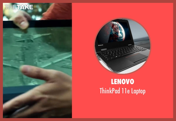 Lenovo laptop from Project Almanac seen with Allen Evangelista (Adam)