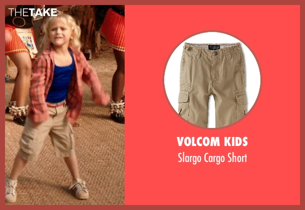 Volcom Kids short from Blended seen with Alyvia Alyn Lind (Lou Friedman)