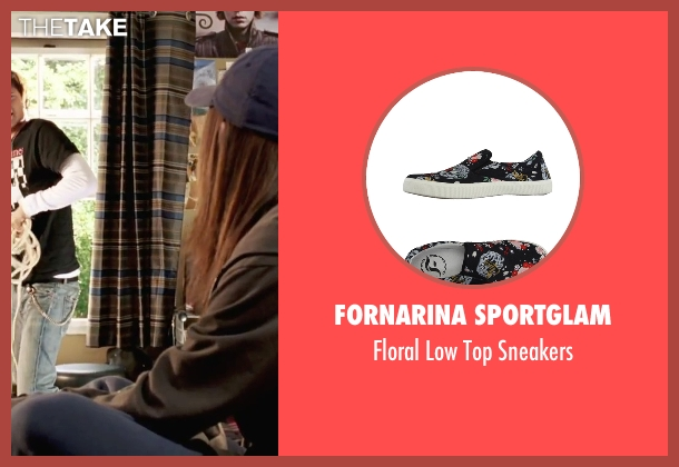 Fornarina Sportglam black sneakers from She's The Man seen with Amanda Bynes (Viola)