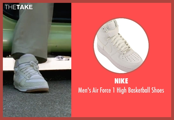 Nike white shoes from She's The Man seen with Amanda Bynes (Viola)