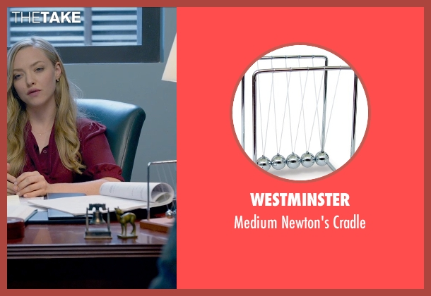 Westminster cradle from Ted 2 seen with Amanda Seyfried (Samantha Jackson)