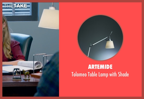 Artemide shade from Ted 2 seen with Amanda Seyfried (Samantha Jackson)