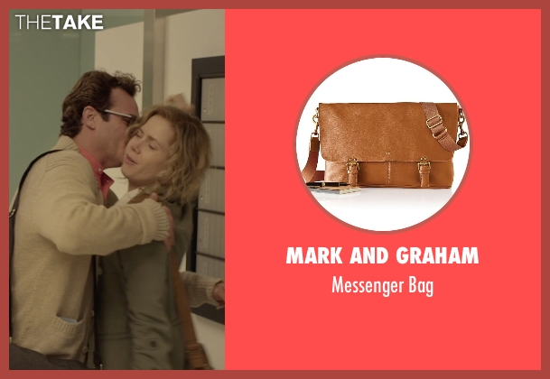 Mark and Graham brown bag from Her seen with Amy Adams (Amy)