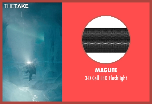 MagLite flashlight from Man of Steel seen with Amy Adams (Lois Lane)