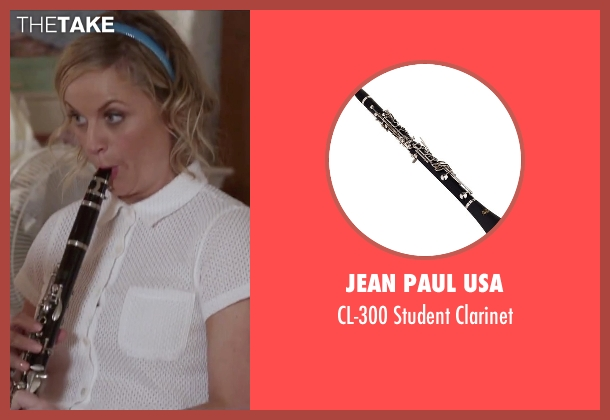 Jean Paul USA clarinet from Sisters seen with Amy Poehler (Maura Ellis)