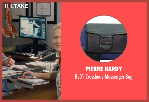 Pierre Hardy blue bag from Trainwreck seen with Amy Schumer (Amy)