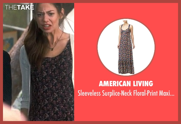 American Living black dress from Crazy, Stupid, Love. seen with Analeigh Tipton (Jessica)