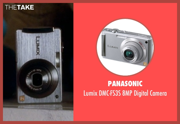 Panasonic camera from Crazy, Stupid, Love. seen with Analeigh Tipton (Jessica)