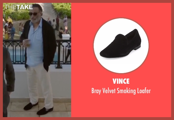 Vince  loafer from Ballers seen with Andre Allen (Andy Garcia)
