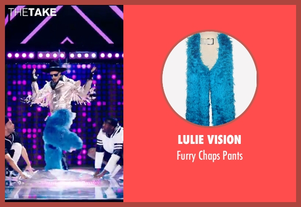 Lulie Vision pants from Popstar: Never Stop Never Stopping seen with Andy Samberg (Conner4Real)