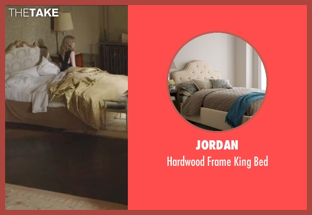Jordan bed from By the Sea seen with Angelina Jolie (Vanessa)