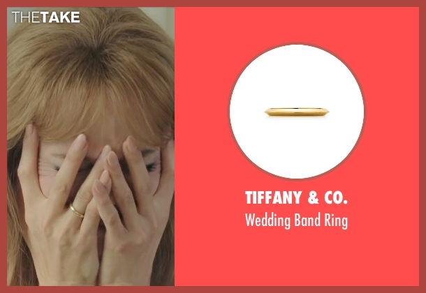 Tiffany & Co. yellow ring from By the Sea seen with Angelina Jolie (Vanessa)