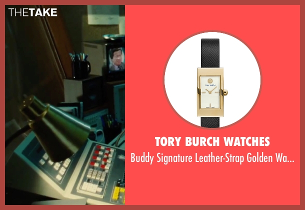 Tory Burch Watches black watch from Our Brand Is Crisis seen with Ann Dowd (Nell)