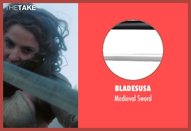 BladesUSA sword from Seventh Son seen with Antje Traue (Bony Lizzie)