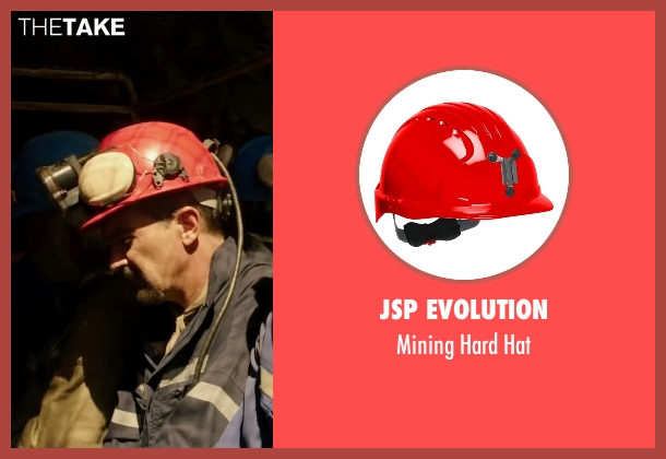 JSP Evolution hat from The 33 seen with Antonio Banderas (Mario Sepúlveda)