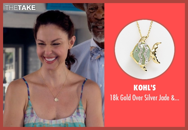 Kohl's pendant from Dolphin Tale 2 seen with Ashley Judd (Lorraine Nelson)