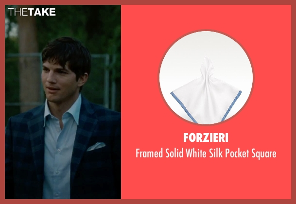 Forzieri white square from No Strings Attached seen with Ashton Kutcher (Adam Franklin)