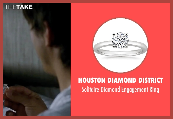 Houston Diamond District white ring from Valentine's Day seen with Ashton Kutcher (Reed Bennett)