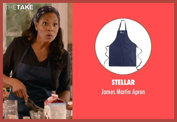 Stellar apron from Ricki and the Flash seen with Audra McDonald (Maureen)