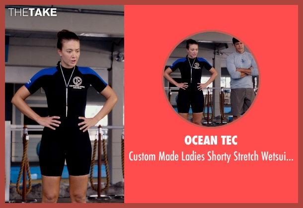 Ocean Tec wetsuit from Dolphin Tale 2 seen with Austin Highsmith (Phoebe)