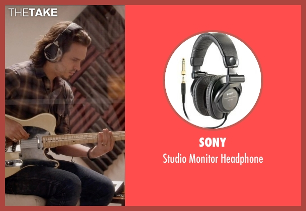 Sony black headphone from Nashville seen with Avery Barkley  (Jonathan Jackson)