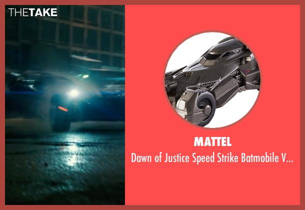 Mattel vehicle from Batman v Superman: Dawn of Justice seen with Ben Affleck (Bruce Wayne / Batman)