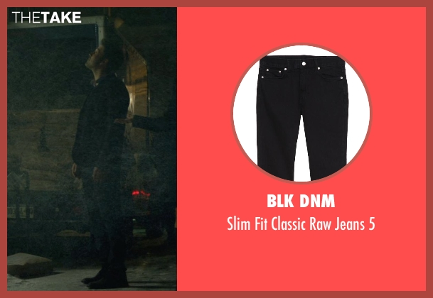 BLK DNM black 5 from Gone Girl seen with Ben Affleck (Nick Dunne)