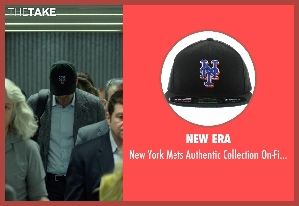 New Era black cap from Gone Girl seen with Ben Affleck (Nick Dunne)