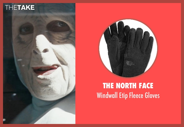 The North Face black gloves from The Town seen with Ben Affleck (Doug MacRay)