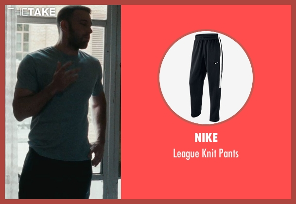 Nike black pants from The Town seen with Ben Affleck (Doug MacRay)