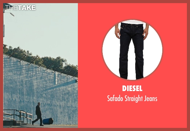 Diesel blue jeans from The Town seen with Ben Affleck (Doug MacRay)