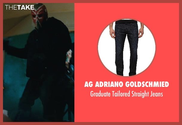 AG Adriano Goldschmied blue jeans from The Town seen with Ben Affleck (Doug MacRay)