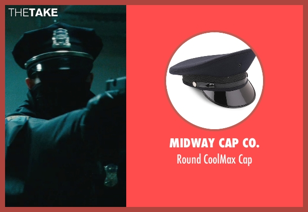 Midway Cap Co. cap from The Town seen with Ben Affleck (Doug MacRay)