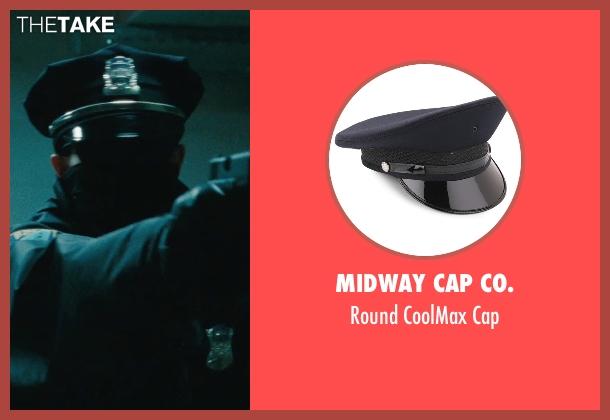 Midway Cap Co. cap from The Town seen with Ben Affleck (Doug MacRay)
