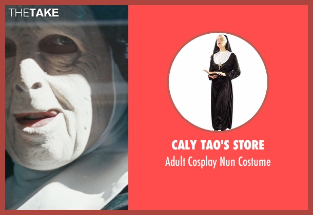 Caly Tao's Store costume from The Town seen with Ben Affleck (Doug MacRay)