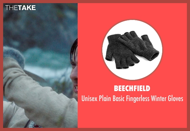 Beechfield gloves from Seventh Son seen with Ben Barnes (Tom Ward)