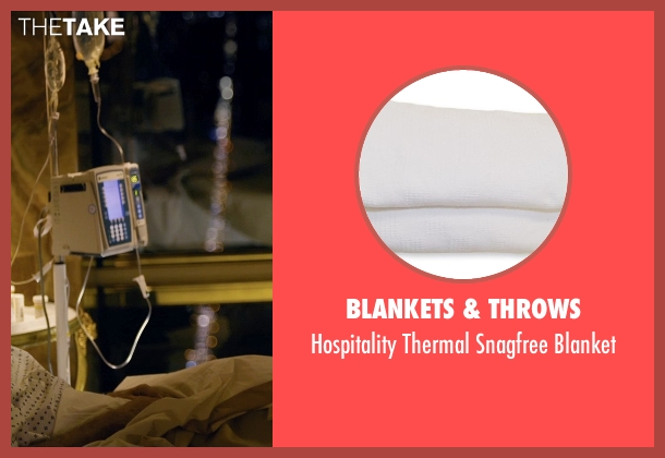 Blankets & Throws blanket from Self/Less seen with Ben Kingsley (Damian)