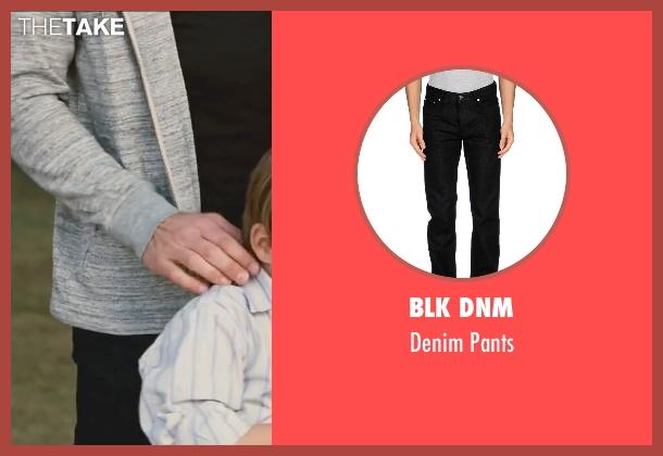 BLK DNM black pants from Little Fockers seen with Ben Stiller (Greg Focker)